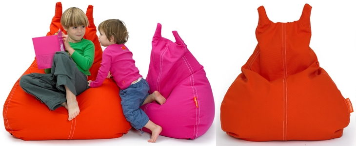 sitzsack f r kinder die vielseitige und originelle sitzm glichkeit f r ein gem tliches. Black Bedroom Furniture Sets. Home Design Ideas