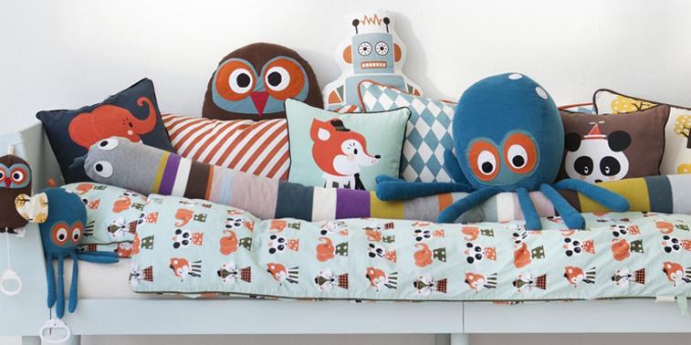 Kuschelkissen für ein gemütliches Kinderzimmer hier online kaufen