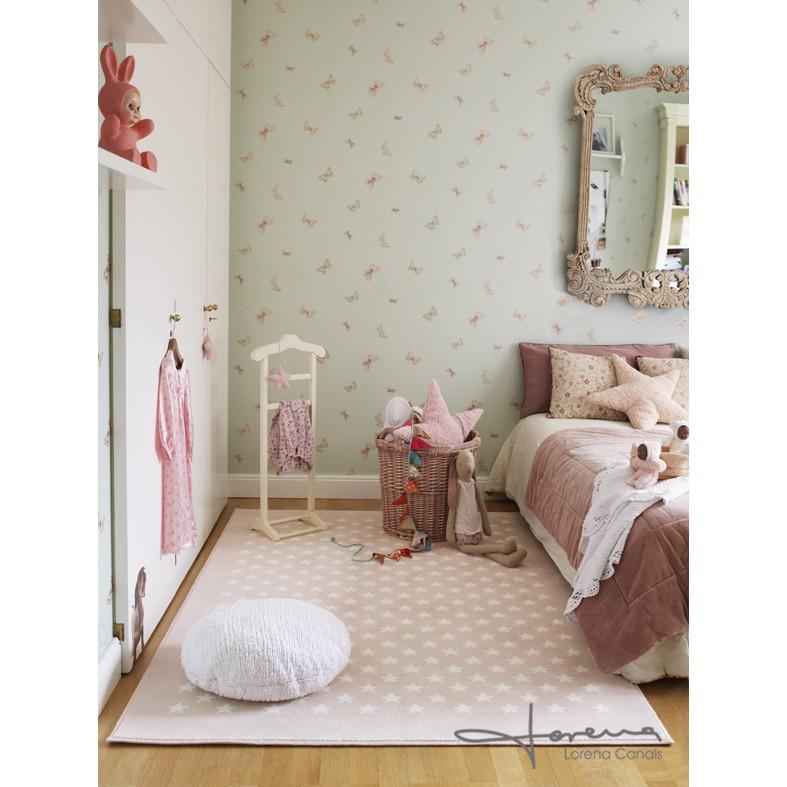 Kinderteppich sterne beige  Stil und Style mit Kinderteppichen von Lorena Canals