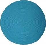 runder kinderteppich in grau tapis halo 100 wolle 90 oder 140 cm von nattiot. Black Bedroom Furniture Sets. Home Design Ideas