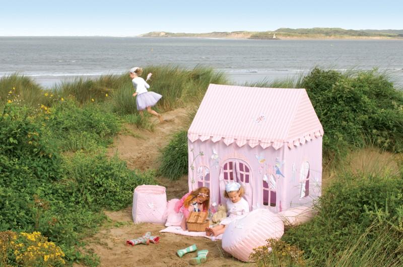 Ikea Schrank Für Dachschräge ~ Grosse Spielzeugtasche  Fairy  aus Stoff für die Aufbewahrung im