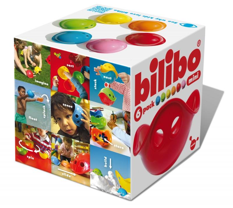 Ausgefallenes spielzeug bilibo mini im er pack für