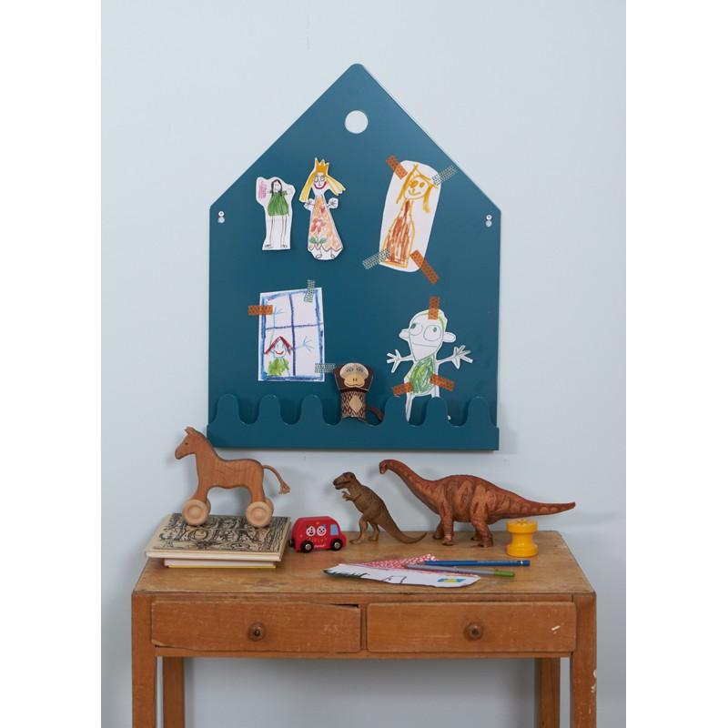 Kinderzimmer in blau gestalten ideen f r die for Kinderzimmer blau